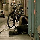 Evening melancholy by Ninit K