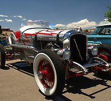 1928 INDY Race car Marmon Inline Eight by Paul Albert