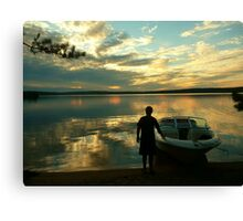 In Awe... Canvas Print
