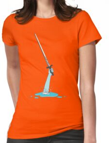 Excalibur and the Lady of the Puddle T-Shirt