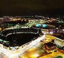 Ford Stadium by Michael Gatch