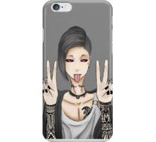 Tokyo Ghoul, Uta Peace Sign iPhone Case/Skin