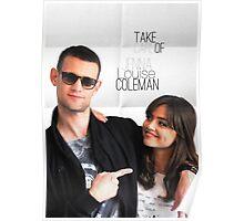 Matt and Jenna Poster