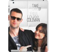 Matt and Jenna iPad Case/Skin