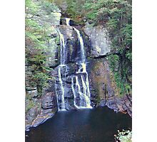 Magestic Waterfall Photographic Print