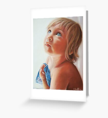 Naked Greeting Card