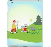 Time to Golf iPad Case/Skin