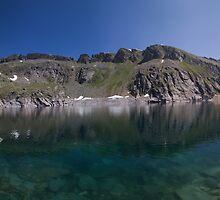 At the Reservoir by Stefan Trenker