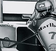 Michael Andretti F1 up close by JeffTellez