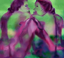 Can we be but Lovers by Shelley Bain