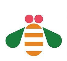 IBM Eye Bee M logo by phatmikey
