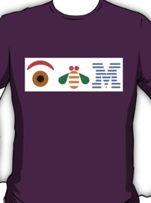IBM Eye Bee M logo T-Shirt