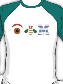 IBM Eye Bee M logo T-Shirt