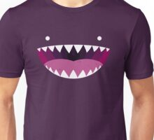 Mouth Tee Pink/Purple Unisex T-Shirt
