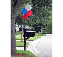 Happy 4th of July! Photographic Print