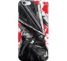 Your Sins Will Be Judged...again iPhone Case/Skin