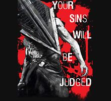 Your Sins Will Be Judged...again Unisex T-Shirt