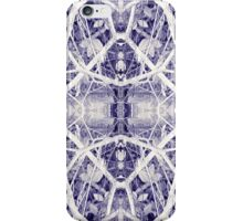 Blue Rubber iPhone Case/Skin