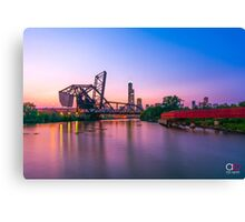 Ping Tom Park Canvas Print