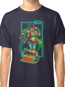 SKATE WARS: BOBA THREATT Classic T-Shirt