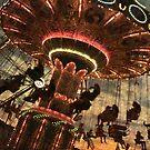 Fall Fair Scene by miketaylor205
