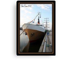 Oddyssey Boat Canvas Print
