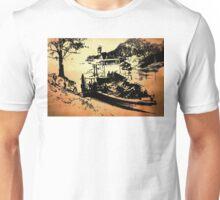 Paddle Steamer Unisex T-Shirt