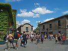 Carcassonne by WatscapePhoto