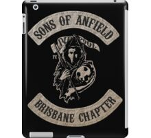 Sons of Anfield - Brisbane Chapter iPad Case/Skin