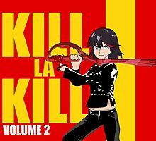 Kill La Kill Volume 2 by WKWF