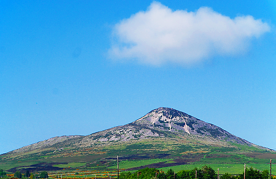 The Sugar Loaf  - Wicklow by Ferdinand Lucino