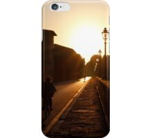 The long ride home iPhone Case/Skin