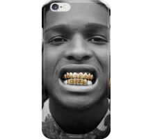 ASAP Rocky Golden iPhone Case/Skin