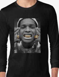ASAP Rocky Golden Long Sleeve T-Shirt