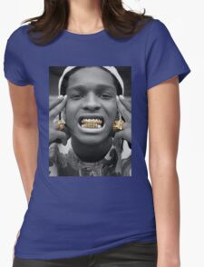 ASAP Rocky Golden Womens Fitted T-Shirt