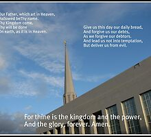 The Lord's Prayer by BlueMoonRose