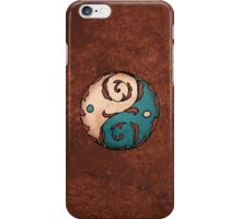 Ying Yang iPhone Case/Skin