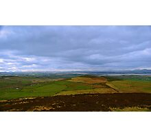 4000 Years of  Peat Land - Donegal Photographic Print