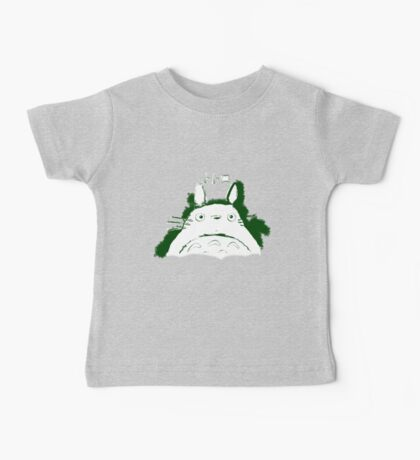 Neighbor Ink Scroll Totoro Baby Tee