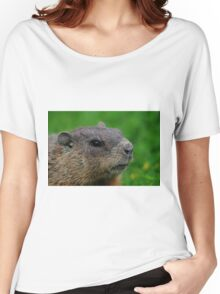 Woodchuck Profile Women's Relaxed Fit T-Shirt