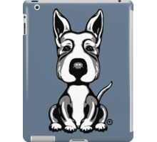 Big Head Dog  iPad Case/Skin