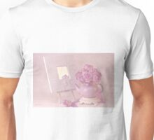 Roses And Their Reflection Unisex T-Shirt