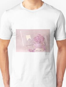Roses And Their Reflection T-Shirt