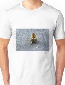 Gum Attack!!! Unisex T-Shirt