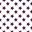 american flag stars background by Laschon Robert Paul