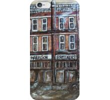 The Old Store iPhone Case/Skin