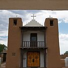 Taos Pueblo Church by WolfPause