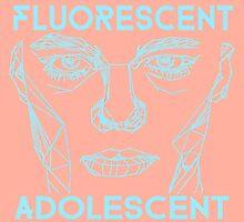 Fluorescent Adolescent. by Ane Teruel. by cobrachampagne