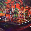 The Tree Bar Sunset 1770 by tola