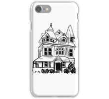 Grand Old Victorian House iPhone Case/Skin
